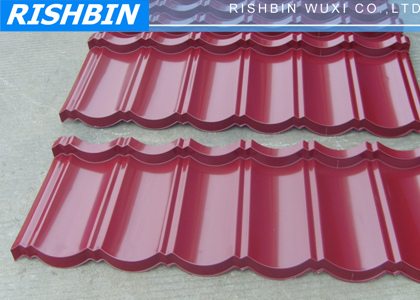 Roof Tile Roll Forming Machine3